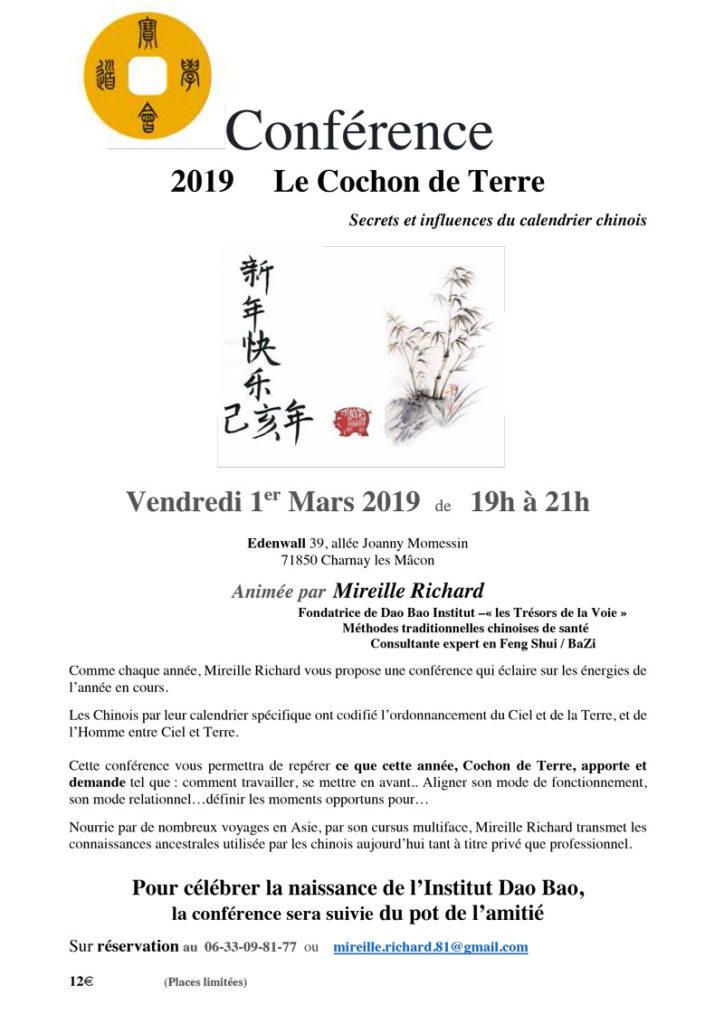 Mireille Richard - Dao Bao Institut, les Trésors du Tao